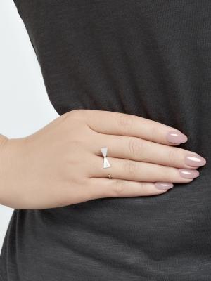 Srebrny pierścionek z kokardką minimalistyczna biżuteria moie